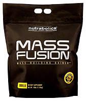 Гейнеры Nutrabolics Mass fusion 7250 г  клубника