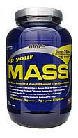 Гейнеры MHP Up your mass 908 г  шоколадная помадка