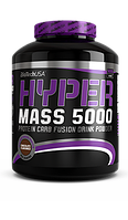 Гейнеры BioTech Hyper mass 5000 2270 г  ваниль