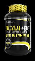 BCAA - Лейцин, Изолейцин, Валин BioTech Bcaa+b6 380 таблеток
