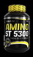 Аминокислотные комплексы BioTech Amino st 5300 120 таблеток