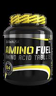 Аминокислотные комплексы BioTech Amino fuel 120 таблеток