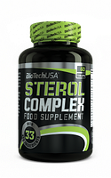 Анаболические комплексы BioTech Sterol complex 60 таблеток