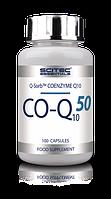 Коэнзим Q10 Scitec Essentials Co-q10 50 100 capsules