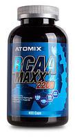BCAA - Лейцин, Изолейцин, Валин Atomixx nutrition Bcaa maxx 2200 400 caps