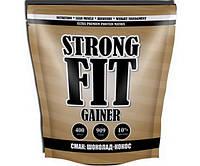 Гейнеры Strong FIT Gainer 10% protein  909 g шоколад-кокос