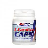 Карнитин, L-карнитин, L-Carnitine ACTIWAY - L-Carnitine 80 caps