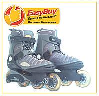 Роликовые коньки ролики  K2 37р.240мм. детские и для взрослых роликовых коньков