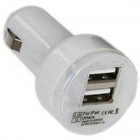 Адаптер переходник в прикуриватель CAR USB 002