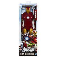 Большая игрушка Железный Человек (Мстители) 30 см, серия Титаны - Iron Man, Avengers, Titans, Hasbro