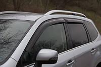 Дефлекторы окон (ветровики) Subaru Forester 2013-