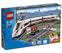LEGO City (60051) Скоростной пассажирский поезд