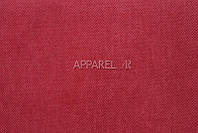 Мебельная ткань вельвет GORDON  60 RED   ( производитель Аппарель)