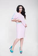 Ю808 Летний женский костюм размеры 48-54