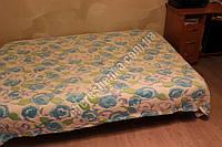 Двуспальная флисовое покрывало-простынь 009 (180*220)