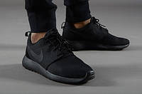 Кроссовки Nike Roshe Run Black
