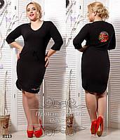 Платье 8119 размеры 44-50 /р27
