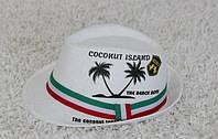 Детская шляпка панама Пальма 52см INFY 60851