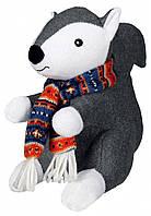 Trixie TX-35860 Белка - игрушка,издающая звук для собак 20 см