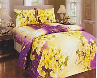 Комплект постельного белья Солнечные Цветы двуспальный