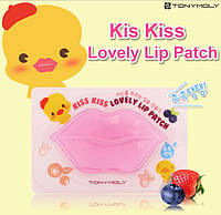 Маска для губ Kiss kiss lovely lip patch Tony molу