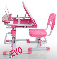 Стол и стул для детей evo-04 (3 цвета)