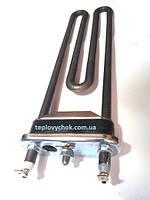 ТЕН для пральної машини WHIRLPOOL 2050W, прямий, L-245 мм, з отв. під датч, (з буртиком)