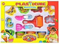 Набор для творчества пластилин 9159