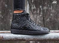 Кроссовки Nike Blazer Mid DMB (Black)