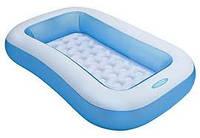 Надувной бассейн для детей младшего возраста Intex Интекс 166/100/28 см