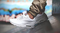 Кроссовки Nike Air Max 90 Hyperfuse Independence Day USA (White)