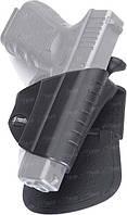 Кобура Fobus для Glock-17/19 с креплением на ремень, замок под большой палец