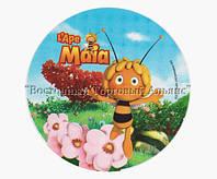Вафельные картинки — Пчела Майя Ø21 см. - Modecor