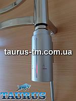 Стильный электроТЭН Instal Projekt HOT 2 с сенсорным управлением + таймер 2 ч. LED-подсветка. Серебро. Польша
