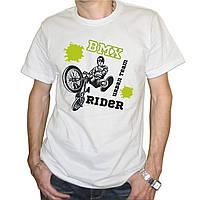 "Мужская футболка ""BMX urban team"""