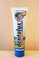 Детская зубная паста Dentalux (фруктовая) 100 мл. Германия