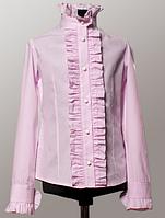 Блуза школьная для девочки 135Р ТМ Малена