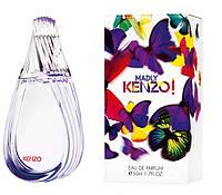 Женская оригинальная парфюмированная вода Kenzo MADLY 50ml  NNR ORGAP /9-63