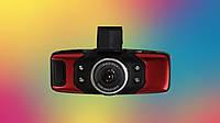 Автомобильный видеорегистратор DVR-545 с ИК-подсветкой, дисплеем + алкотестер