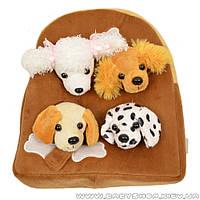 Детский рюкзак «Собачки»