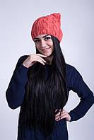 Трендовая шапка с ушками, фото 1