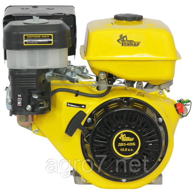 Двигатель внутреннего сгорания Кентавр ДВЗ-420Б
