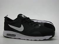 Кроссовки Мужские Nike air max Transit черно-белые