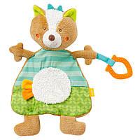 Игрушка-грызунок Baby Fehn Лисенок, 071221