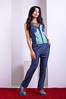 Стильный женский комбинезон с брюками  Luzana - 22215
