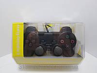Пульт дистанционного управления проводной 1.8 м анти-шок джойстик геймпад Joypad для PlayStation 2 PS2.