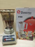 Многоскоростной блендер- кофемолка «Domotec DT-999».
