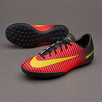 Сороконожки Nike Kids Mercurial TF 831949-870 JR