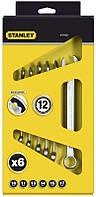 Набор комбинированных гаечных ключей STANLEY MaxiDrive (4-87-054)