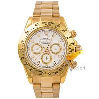 Мужские механические часы Rolex Daytona White (Ролекс Дайтона)